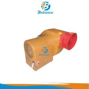 Motor soplador nacional 3/4 HP