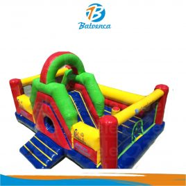 Inflable Aventura escalador interno