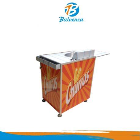 carro de churros 70×50 ml