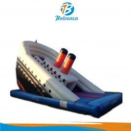 Inflable tobogan Titanic Ref: TT47