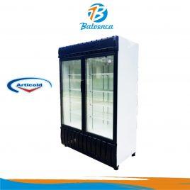 Enfriador 2 puertas Articold