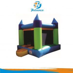 Inflable tipo castillo Ref:TC33