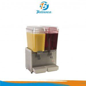 Dispensador Enfriador de Bebidas 2x18Lts Crathco