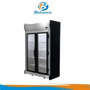 Enfriador Vertical 2 Puertas Fricon