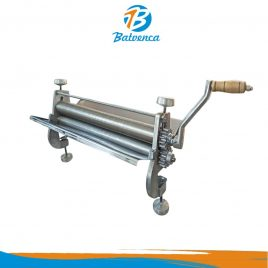 Laminadora manual 50cm Aluminio