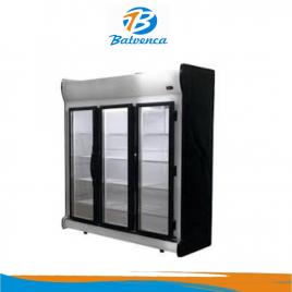 Enfriador vertical 3 puertas Fricom ACFM-1500