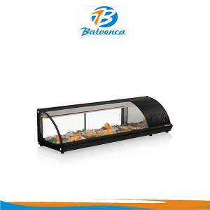 Mostrador Refrigerador de Sushi Gelopar